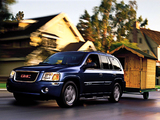 Pictures of GMC Envoy SLE 2002–08