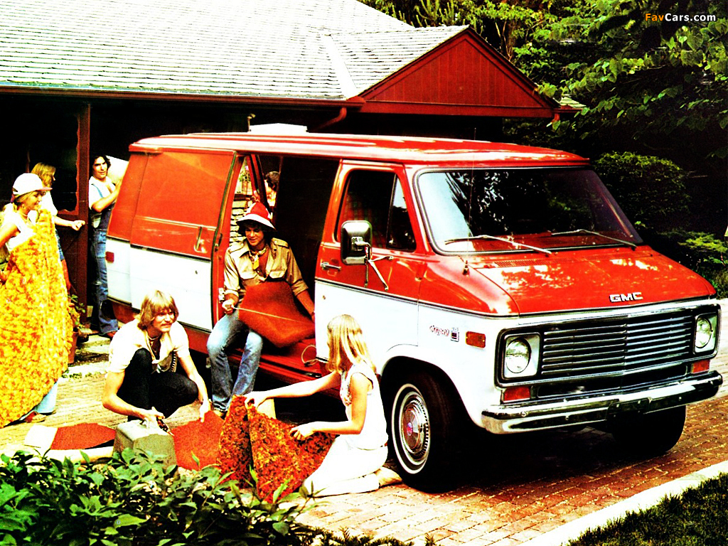 GMC Gypsy 1977 wallpapers (1024 x 768)