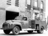 Photos of GMC H Firetruck 1952