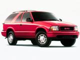 GMC Jimmy 3-door 1998–2001 images