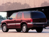 GMC Jimmy 5-door 1998–2005 images