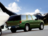 GMC Jimmy 5-door 1998–2005 wallpapers