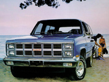 Images of GMC Jimmy 1981