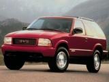 Pictures of GMC Jimmy 3-door 1998–2001