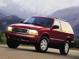 GMC Jimmy 3-door 1997–2001 wallpapers