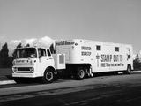 GMC L4000 4x2 Tilt Cab Operation Truck 1967–69 pictures