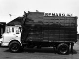 GMC L4000 Garbage Truck 1964 pictures