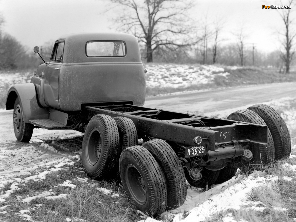 GMC Model 630 Chassis Cab 1963 wallpapers (1024 x 768)