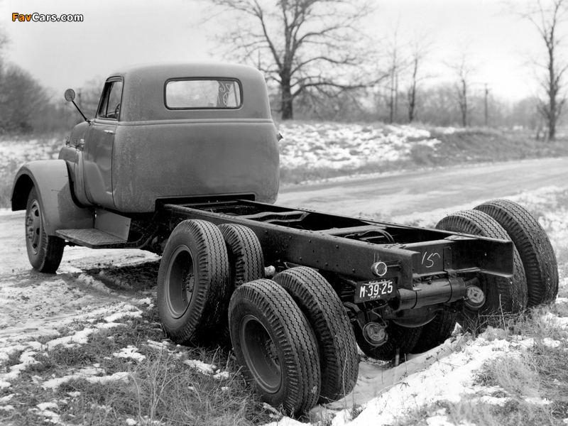 GMC Model 630 Chassis Cab 1963 wallpapers (800 x 600)