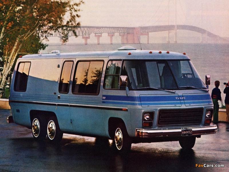 GMC Motorhome 1973–78 images (800 x 600)