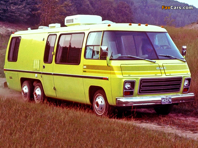 GMC Motorhome 1973–78 pictures (640 x 480)