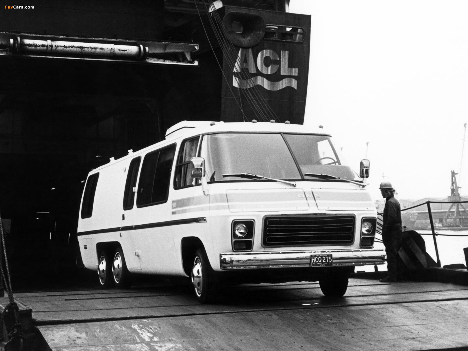 Images of GMC Motorhome 1973–78 (1600 x 1200)