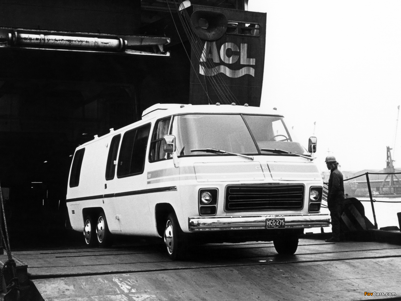 Images of GMC Motorhome 1973–78 (1280 x 960)