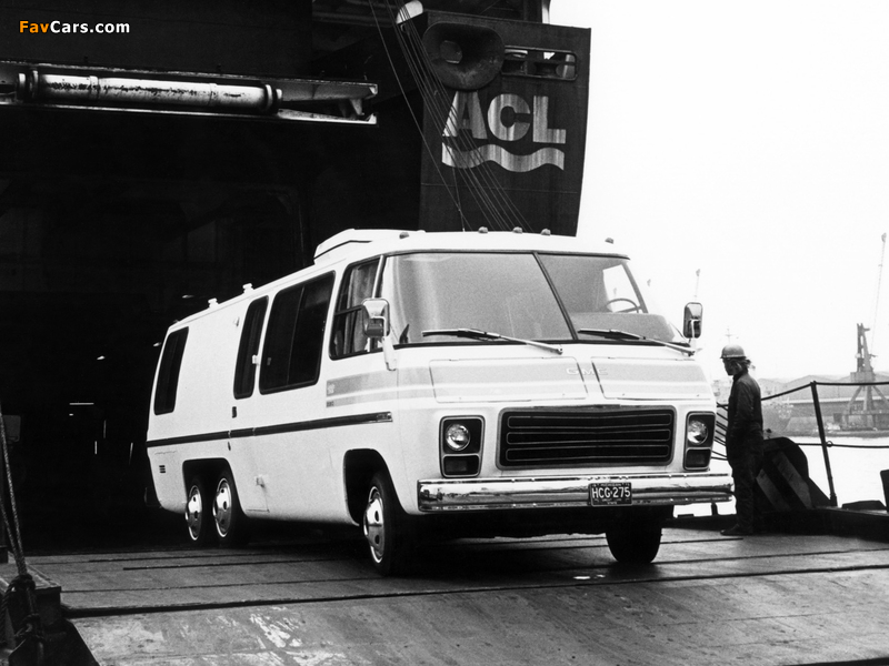 Images of GMC Motorhome 1973–78 (800 x 600)