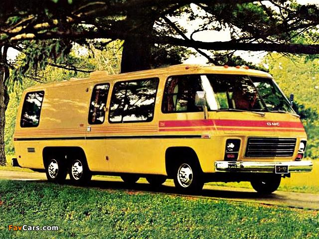 Photos of GMC Motorhome 1973–78 (640 x 480)