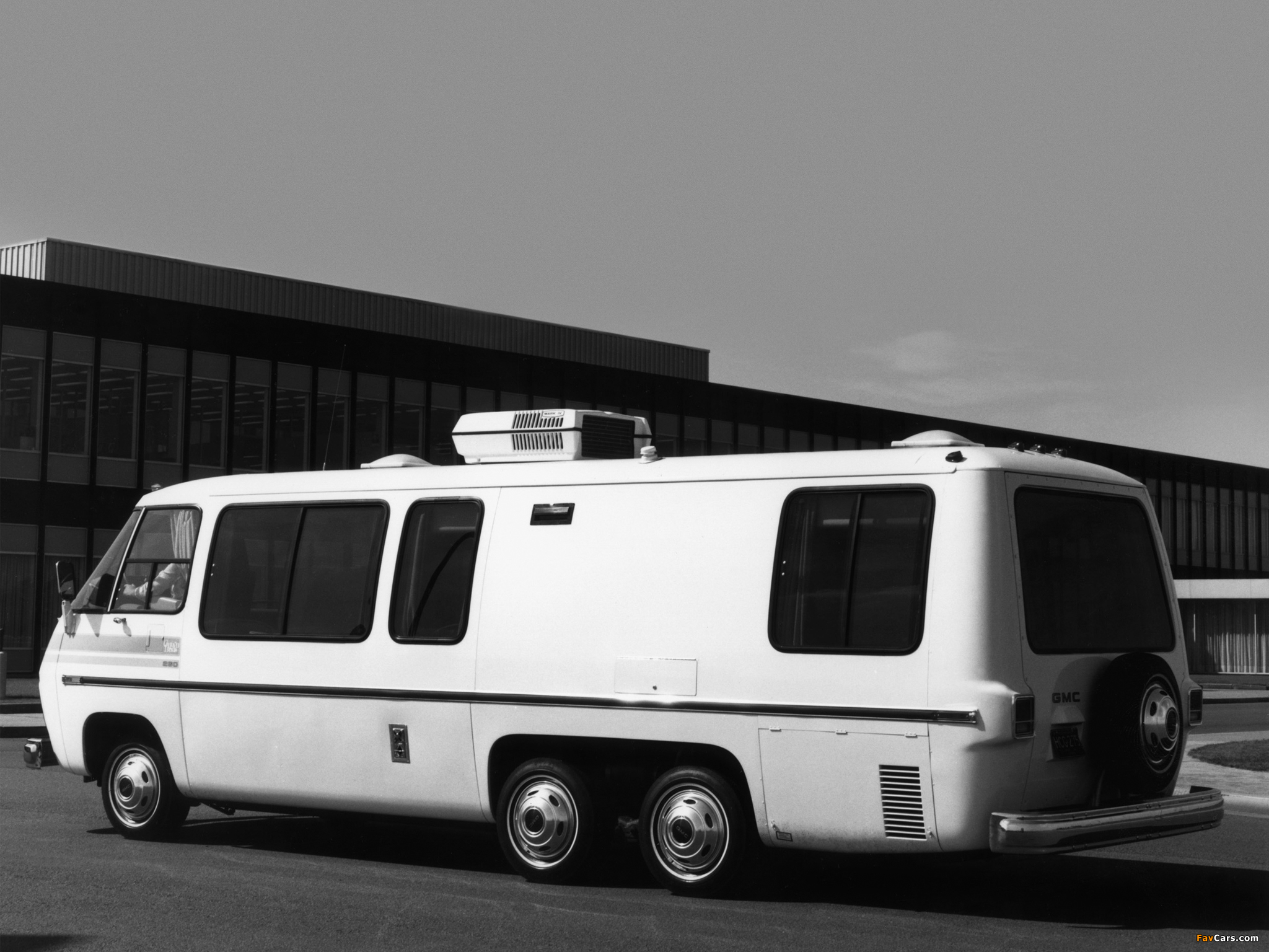 Pictures of GMC Motorhome 1973–78 (2048 x 1536)
