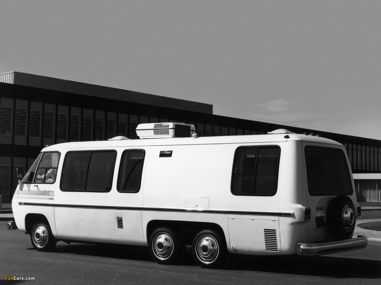 Pictures of GMC Motorhome 1973–78 (1280 x 960)