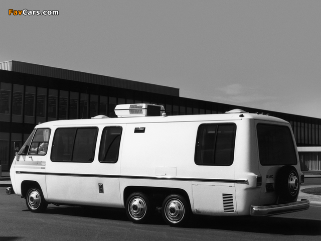 Pictures of GMC Motorhome 1973–78 (640 x 480)