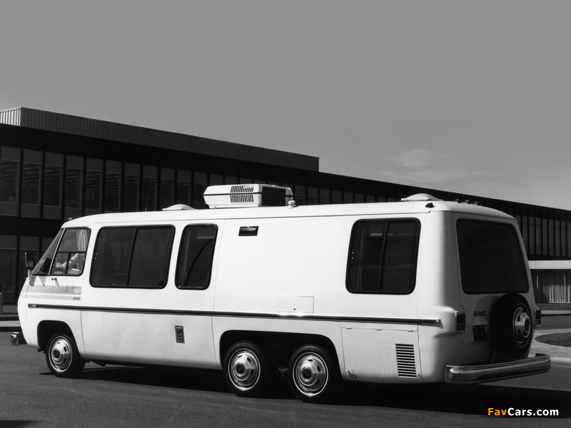 Pictures of GMC Motorhome 1973–78 (800 x 600)