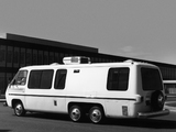 Pictures of GMC Motorhome 1973–78