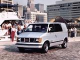 GMC Safari Passenger Van 1985–90 photos