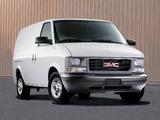 GMC Safari Cargo Van 1995–2005 pictures