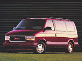 Photos of GMC Safari 1995–2005