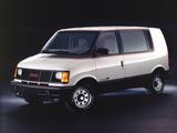 GMC Safari GT 1990–94 wallpapers