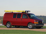 GMC Savana Pro Installer Concept 2002 images
