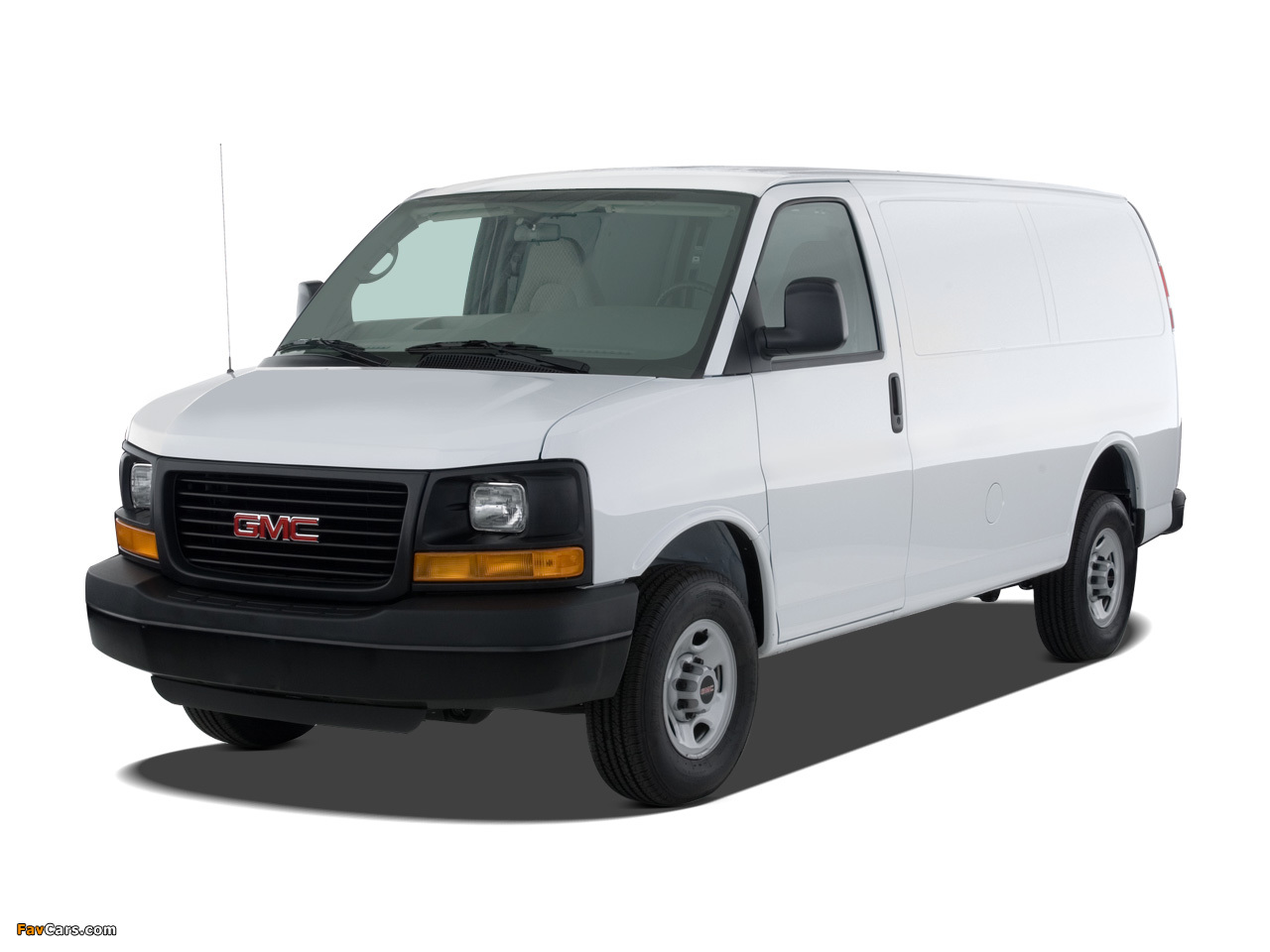 GMC Savana Van 2002 wallpapers (1280 x 960)