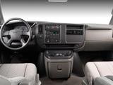 GMC Savana G2500 Cargo Van 2006 pictures