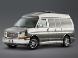 Pictures of GMC Savana Explorer Limited SE 2006