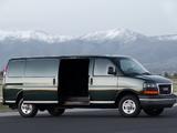 Pictures of GMC Savana G2500 Cargo Van 2006
