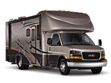 GMC Savana Cutaway Camper 2010 wallpapers