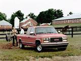 GMC Sierra C1500 Extended Cab 1988–92 photos