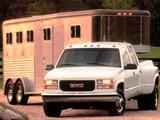 GMC Sierra Crew Cab 1992–98 images