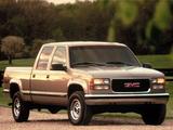GMC Sierra Crew Cab 1992–98 pictures