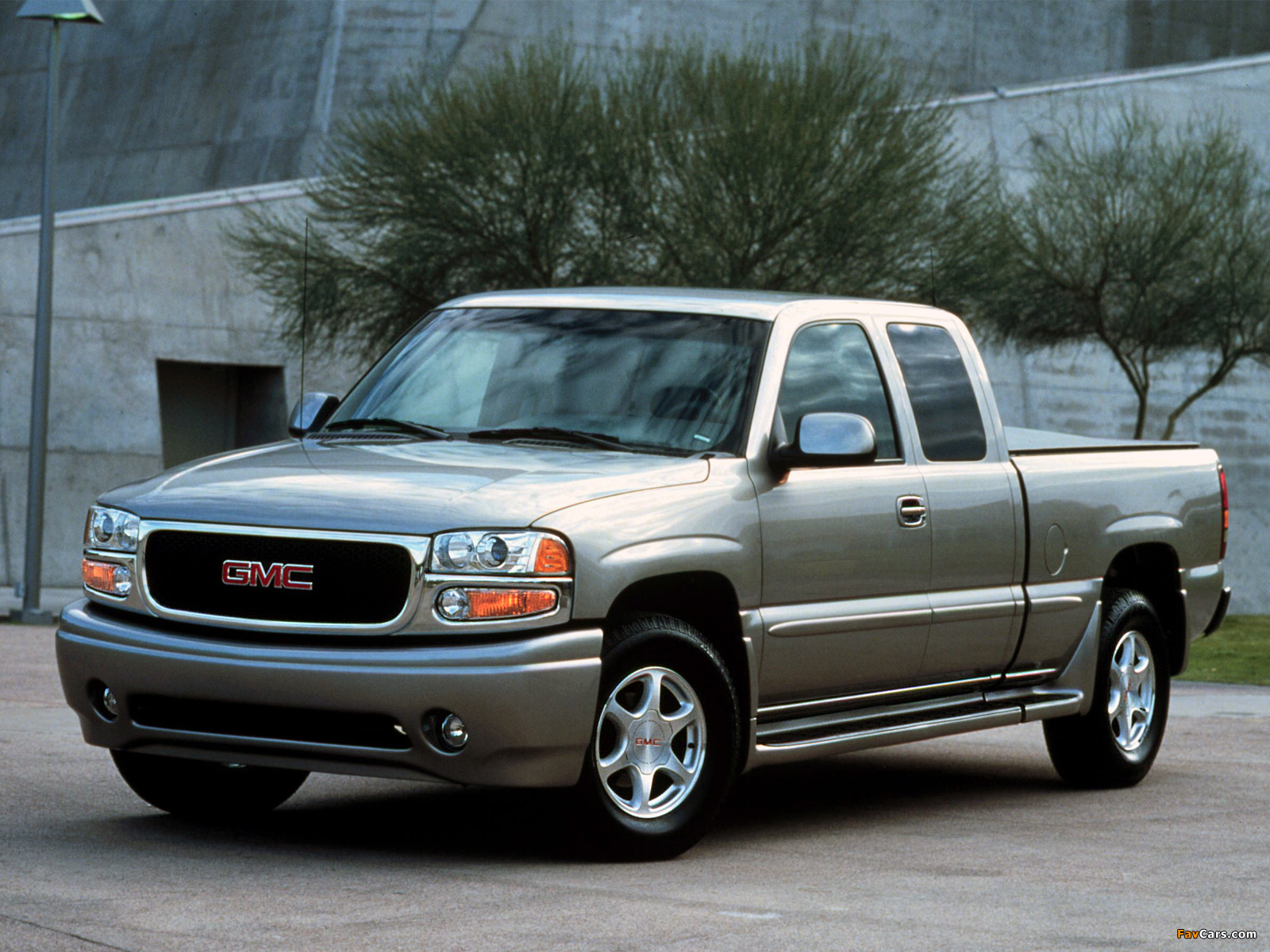 GMC Sierra C3 Extended Cab 1999–2002 images (1600 x 1200)