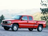 GMC Sierra Extended Cab 1999–2002 photos