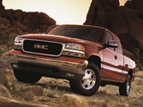 GMC Sierra Extended Cab 1999–2002 pictures