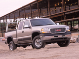 GMC Sierra Extended Cab 1999–2002 wallpapers