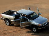 GMC Sierra Crew Cab 1999–2002 wallpapers