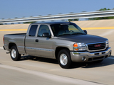 GMC Sierra Extended Cab 2002–06 pictures