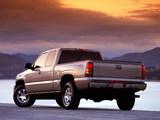 GMC Sierra Denali Extended Cab 2003–06 images