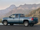 GMC Sierra Extended Cab 2006–10 images