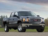 GMC Sierra Crew Cab 2006–10 photos