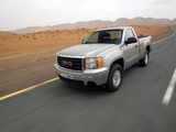 GMC Sierra Regular Cab 2006–10 pictures