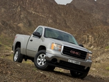 GMC Sierra Regular Cab 2006–10 wallpapers