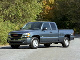 GMC Sierra Hybrid Extended Cab 2006 wallpapers