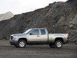 GMC Sierra 2500 HD Extended Cab 2006–10 wallpapers